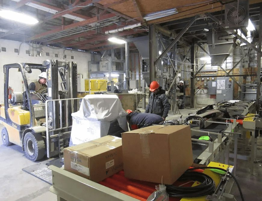 feed mill operators